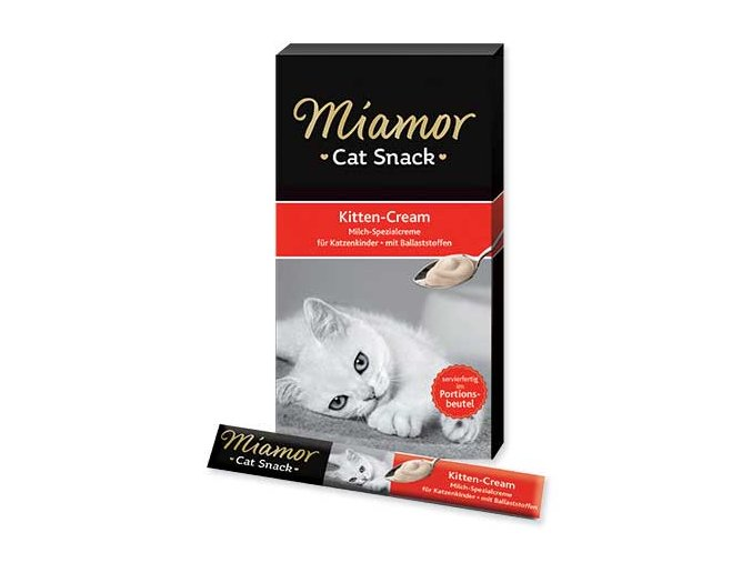 Krém Miamor Kitten 5x15g 75g
