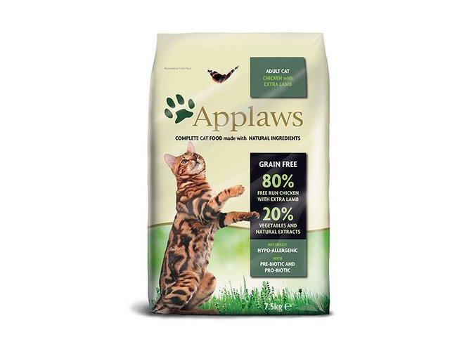 Applaws Cat Adult Chicken & Lamb