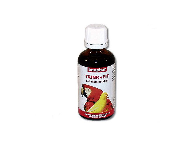 Trink Fit kapky vitamínové (50ml)