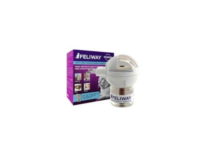 Feliway spray (rozprašovač) - Kompletní sada: rozprašovač + náplň 48 ml