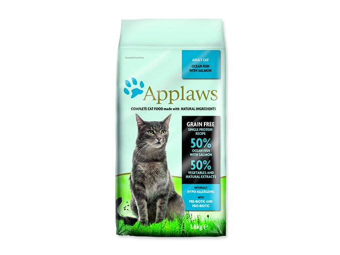 Applaws Cat Adult Ocean Fish & Salmon 1,8 kg