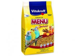 Menu VITAKRAFT budgies junior bag 500 g