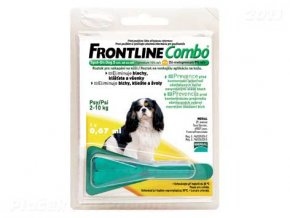 FRONTLINE Combo Spot-On Dog S (0,67ml)