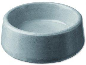 Miska BE-MI betonová kulatá 15 cm 0,4 l