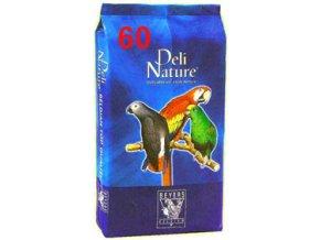 Deli Nature 60-PARROT EXTRA (Hmotnost 15 kg)