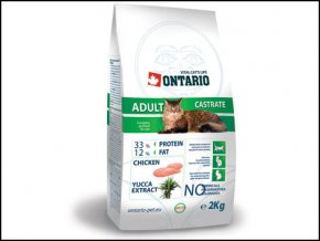 ONTARIO Adult Castrate (Hm 2 kg)