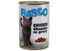 RASCO kuřecí kousky ve šťávě 400g