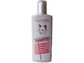 Gottlieb šampon pro kočky 300 ml