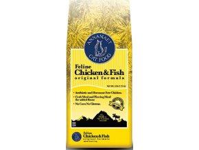 Annamaet Feline Chicken Fish (Hm 5,44 kg)