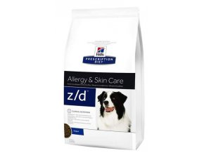 Hill's Canine Z/D Dry (Hm 10 kg)