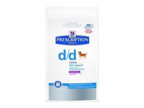 Hill's Canine D/D Dry - Duck + Rice (Hm 12 kg)