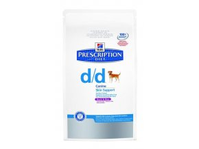 Hill's Canine D/D Dry - Duck + Rice (Hm 12 kg)