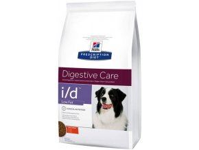 Hill's Canine I/D Dry Low Fat (Hm 1,5 kg)