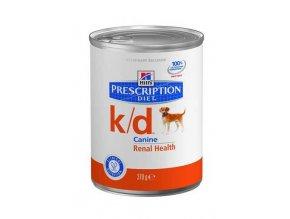 Hill's Canine K/D 370 g konzerva