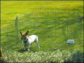 Ohrádka SAVIC Dog park 1