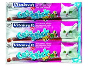 Cat Stick VITAKRAFT Mini lachs + forelle