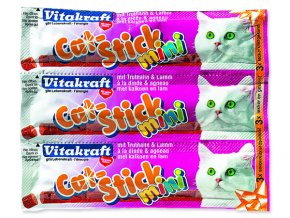 Cat Stick VITAKRAFT Mini truthahn + lamm