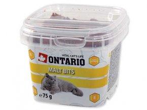 ONTARIO Snack Malt Bits 75g