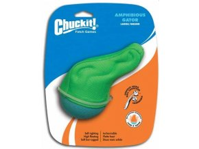 Chuckit! Krokodýl - zelený - Large