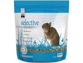 Supreme Science Selective Degu - osmák 1,5 kg