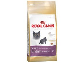 Royal Canin British Shorthair (Hm 2 kg)