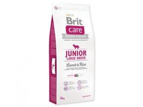 BRIT Care Junior Large Breed Lamb & Rice (Hm 3,0 kg)