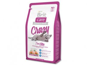 BRIT Care Cat Crazy I`m Kitten (Hm 2,0 kg)