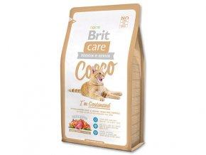 BRIT Care Cat Cocco I`am Gourmand (Hm 2 kg)