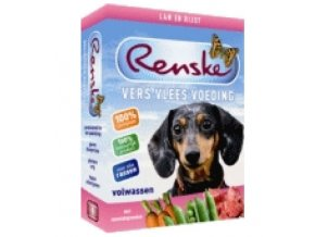Renske Fresh Menu Dog 395g - Adult Lamb