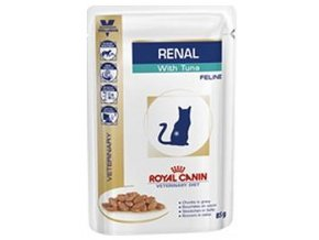 Royal Canin VD Cat Renal tuna 85 g kapsička