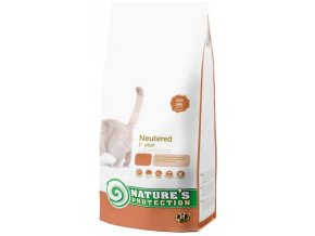Nature's Protection Cat Dry Neutered (Hm 2 kg)