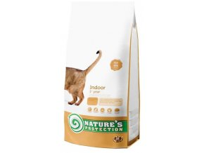 Nature's Protection Cat Dry Indoor (Hm 2 kg)