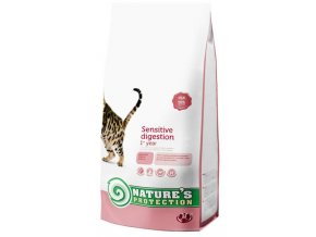 Nature's Protection Cat Dry Sensitive Digestion (Hm 2 kg)