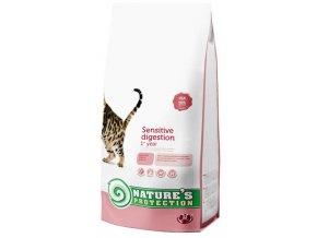 Nature's Protection Cat Dry Sensitive Digestion 7 kg