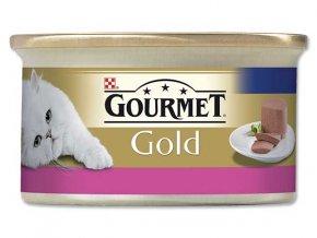GOURMET Gold konzerva hovězí 85g paštika