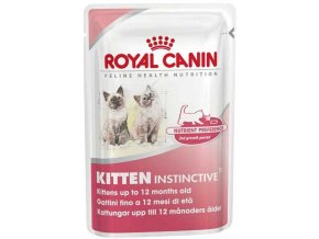 Royal Canin kapsička Kitten Instinctive 85 g