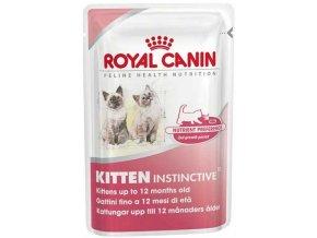 Royal Canin kapsička Kitten Instinctive 85 g