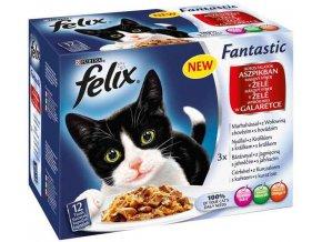 Felix Fantastic Masový výběr 12x100 g