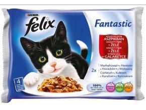 Felix Fantastic Masový výběr 4x100 g