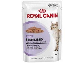 Royal Canin kapsička Sterilised 85g