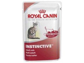 Royal Canin kapsička Instinctive 85g
