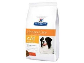 Hill's Canine C/D Dry Multicare (Hm 12 kg)