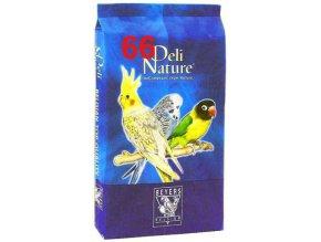 Deli Nature 66-BUDGIE SUPER (Hmotnost 4 kg rozvažované)