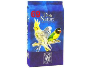 Deli Nature 69-AUSTRALIAN PARAKEET (Hmotnost 4 kg rozvažované)