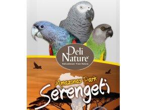 Deli Nature 20-Amazonas park SERENGETI (Hmotnost 4 kg rozvažované)