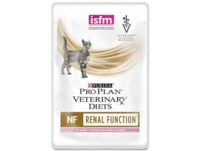 Purina PPVD Feline - NF Renal Funct.Salmon kapsička