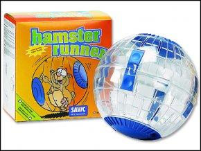 Koule SAVIC Hamster plastová 18 cm