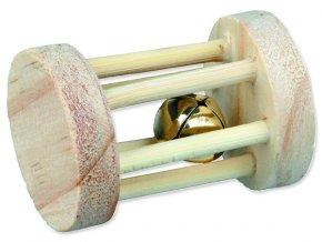 Hračka TRIXIE váleček dřevěný 5 cm
