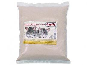 Koupací písek APETIT pro činčily 1kg