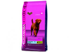 EUKANUBA Adult Large Light / Weight Control 15 kg